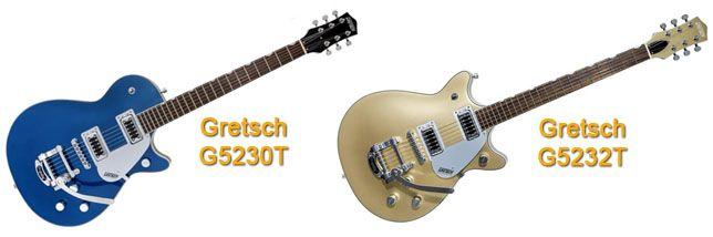 Gretsch G5230T Vs G5232T
