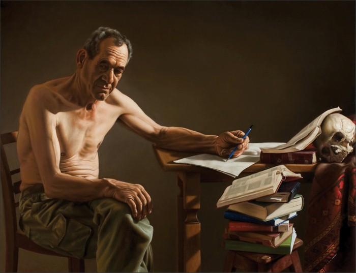 Современные художники Италии. Rocco Normanno 17