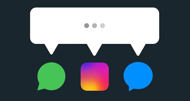 facebook agrupara conversaciones de sus mensajeros en una sola