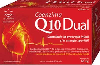 Coenzima Q10 Dual pareri forumuri