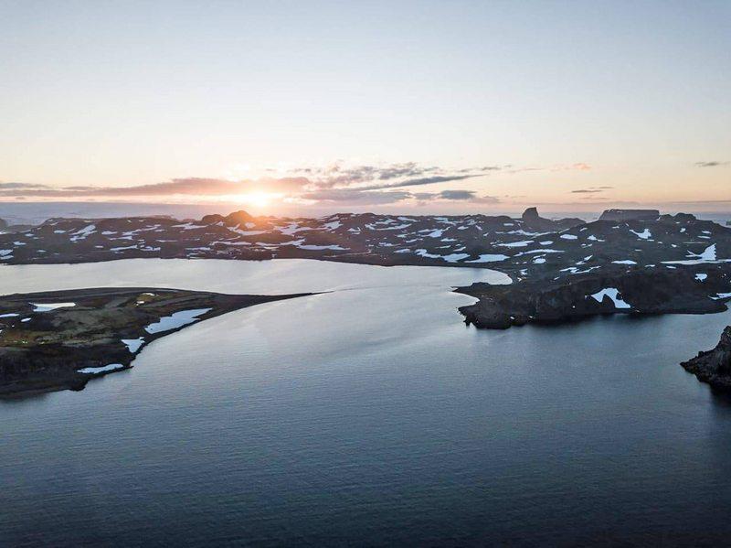 Más de mil sismos se han sentido en la Antártida en los últimos días
