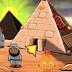 Monkey Go Happy Stage 361: Egyptian Pyramids Theme