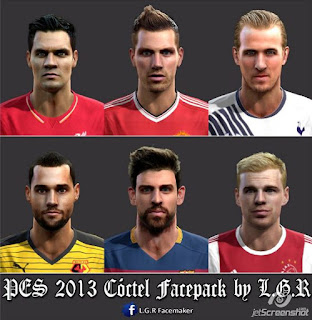 Facepack International 2016 v5  Pes 2013