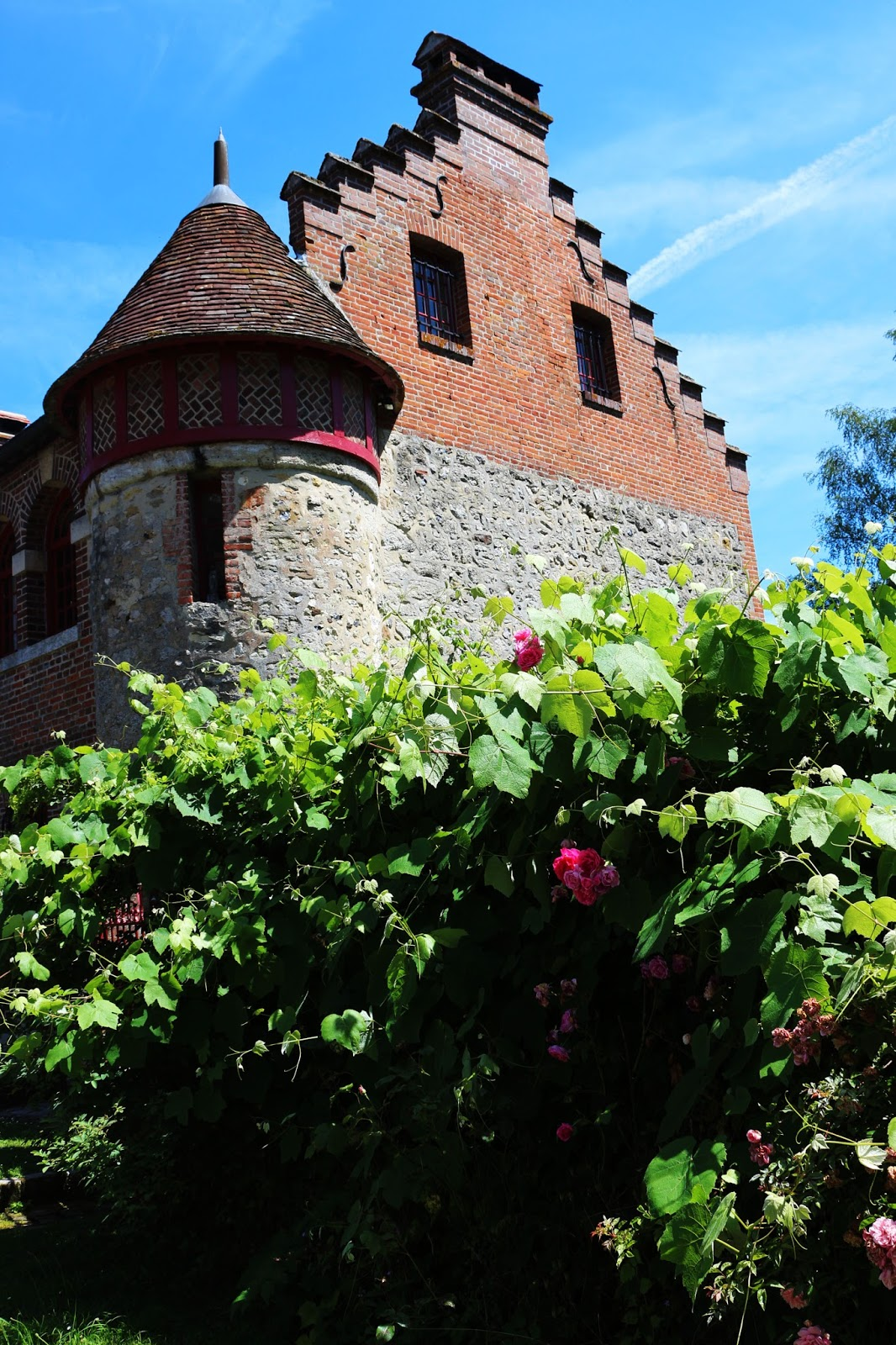 Photography, Landscape, Countryside, Flowers, Architecture, Style, France