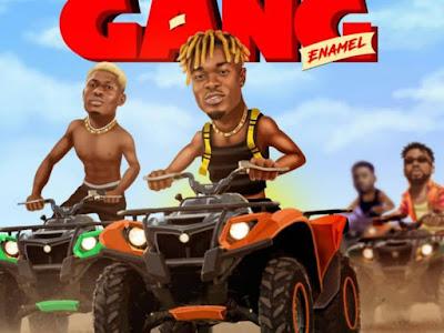 DOWNLOAD MP3: Enamel - Gang (Prod By Kiddominant)