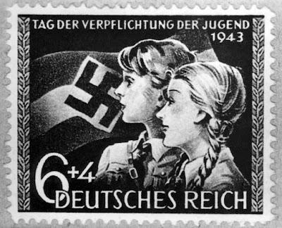Selo Alemanha nazista
