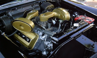 2. American Old Car V8 Engines 1957 Hemi in 300C