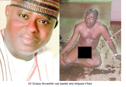 Senator-elect Publicly Embarrassed, Stripped Over An Alleged Sexual Affairs With Top APC Man's Wife