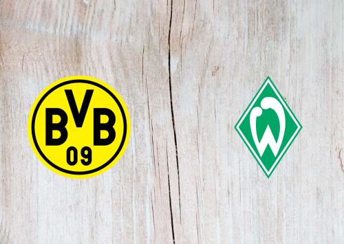 Borussia Dortmund vs Werder Bremen -Highlights 18 April 2021