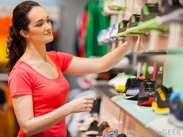 Perhatikan Hal Ini Ketika Ingin Membeli Sepatu