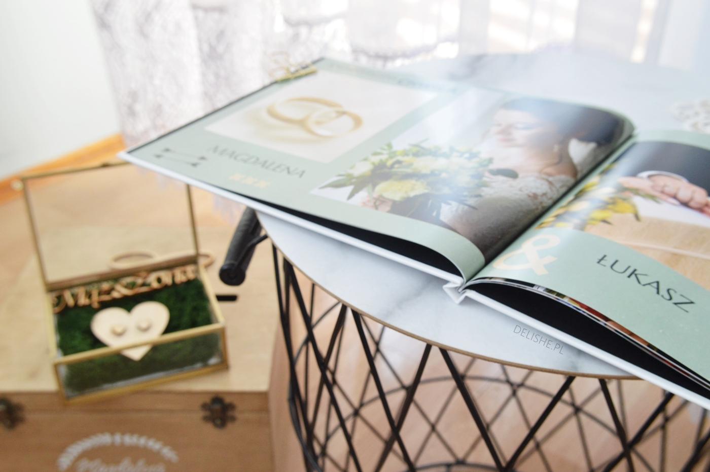 od czego zacząć planowanie ślubu, fotoksiążka Printu