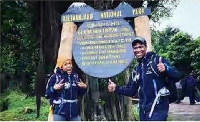 South African Athlete Dies While Climbing Mount Kilimanjaro (Photos)