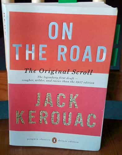 Curation 22 From My Kerouac Bookshelf On The Road Original Scroll By Jack