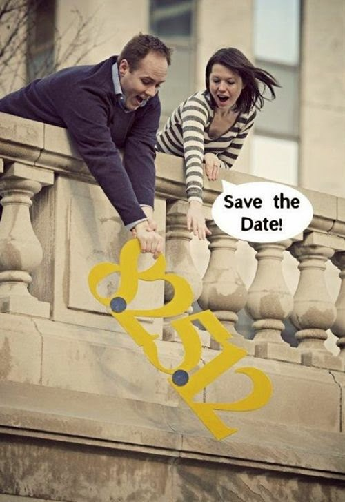 21 Insanely Fun Wedding Ideas Send Save The Dates That Are A Little Cheeky