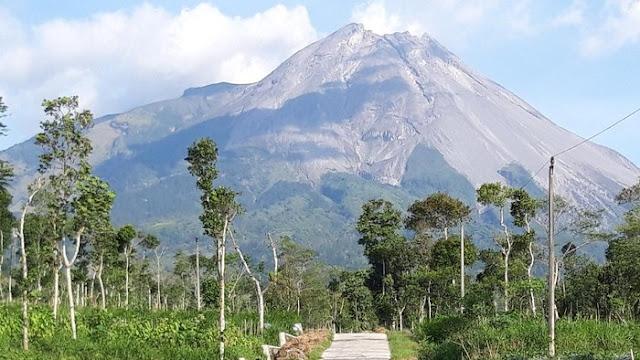 Masa Tanggap Darurat Bencana Gunung Merapi Diperpanjang