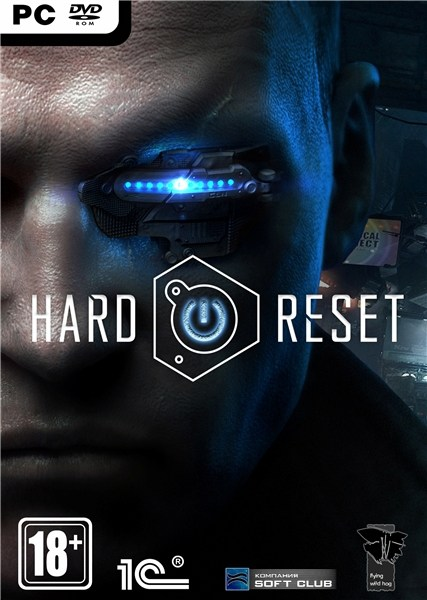 Hard Reset Pc Games ,Crack 2015 Free Download