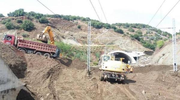 Προχωρούν οι εργασίες αποκατάστασης της σιδηροδρομικής Λιανοκλάδι –Δομοκός και Λιανοκλάδι –Στυλίδα