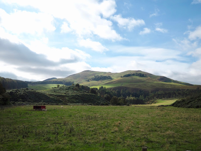Turnhouse Hill, Pentlands, Edinburgh, Scotland