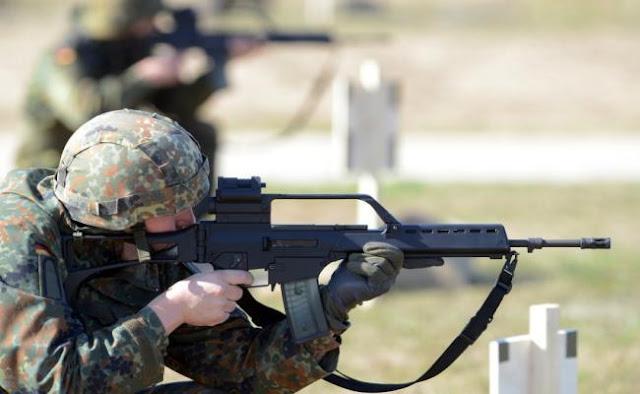 Τέλος το ελληνικό τουφέκι G3A3 και τα Στάγιερ στον στρατό