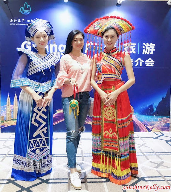 East or West Guangxi Landscape Is The Best, Guangxi Tourism, Guangxi Autonomous Region Tourism Development Commission, Liu Bao Cha, Hepu Mooncake, the sea duck eggs, rohan fruits, river snails rice noodles