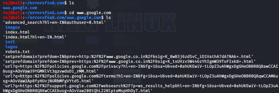 How to copy website completely offline with Termux or Linux