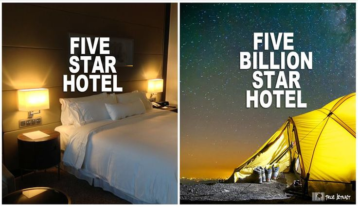 Five Star Hotel Vs Five Billion Star Hotel Oh Gag