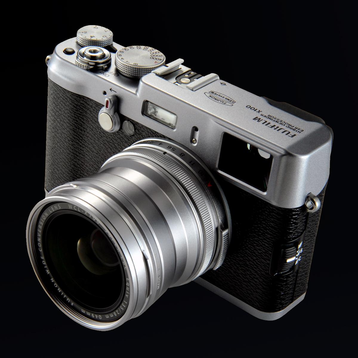 BLOG: 富士フイルム X100用ワイコンを発表 FUJIFILM Wide Conversion Lens ...
