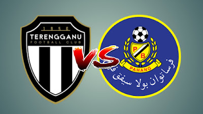 Live Streaming Terengganu vs Pahang Liga Super 12 Julai 2019