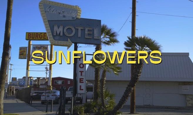 lirik sunflower terjemahan