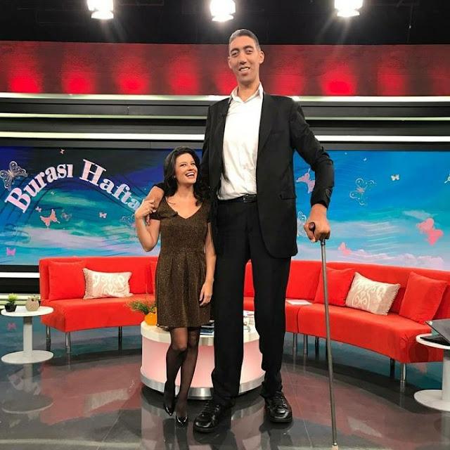 Seberapa Tinggi Sih Manusia Bisa Tumbuh ?