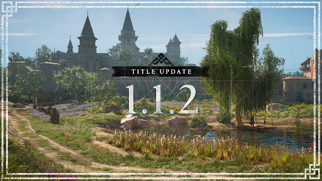 Assassin's Creed Valhalla Title Update 1.1.2 is here. New Abilities, Skills, and other Game Improvements | TechNeg