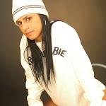 Andrea Rincon, Selena Spice Galeria 19: Buso Blanco y Jean Negro, Estilo Rapero Foto 85