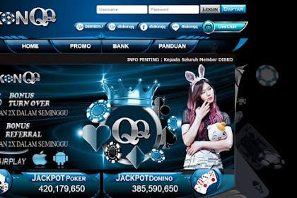 Website  Poker Terbaru Winrate Tinggi Hanya di DiskonQQ.com
