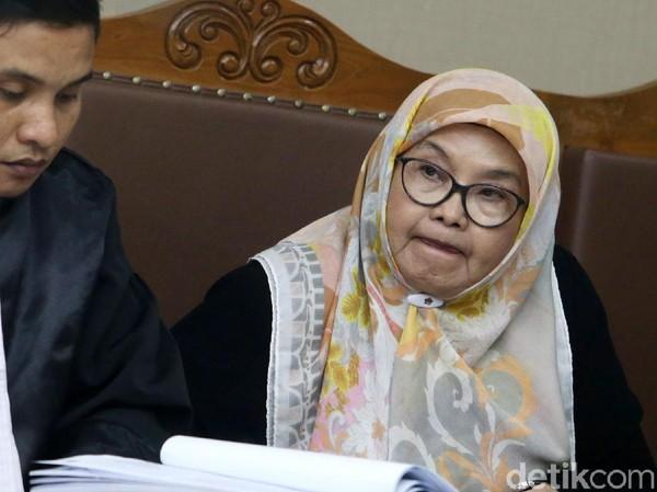 Jejak Eks Menkes Siti Fadilah dari Korupsi Alkes hingga Bebas Murni