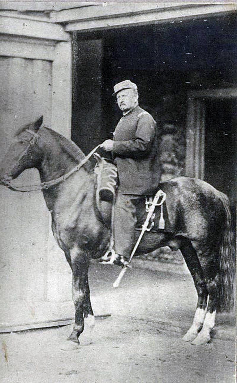 general Manuel Baquedano