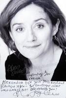 Sophie Thompson - Autograf -Autograph