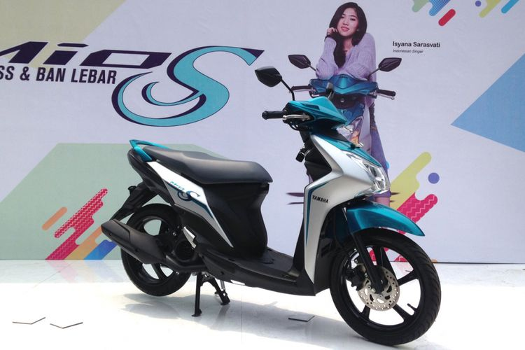 Harga Yamaha Mio S 2020