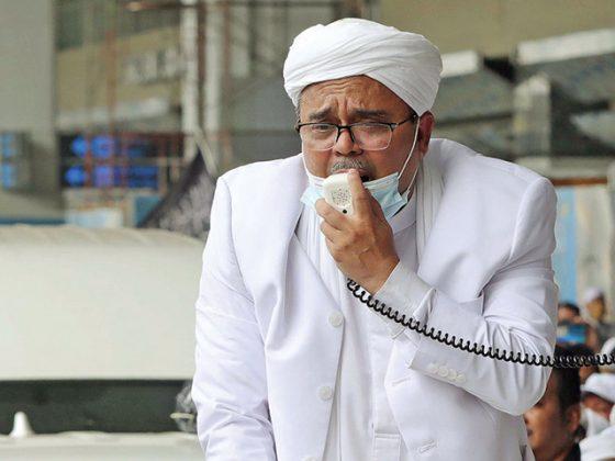 Kecam Aksi Bom Gereja Katedral Makassar, Habib Rizieq: Kalau Itu Dikatakan Jihad, Itu Keliru!