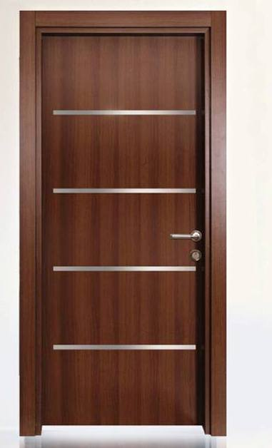 The Latest 40 Interior Solid Wood Door Designs - Decor Units