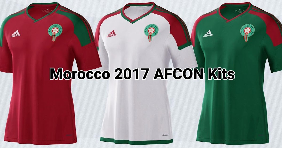 bc1a7754c2c Adidas Morocco 2018 World Cup Kits Reveal Delayed by Fear of Counterfeits   - Footy Headlines