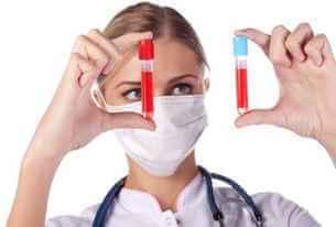 kanda hemoglobin yüksekliği
