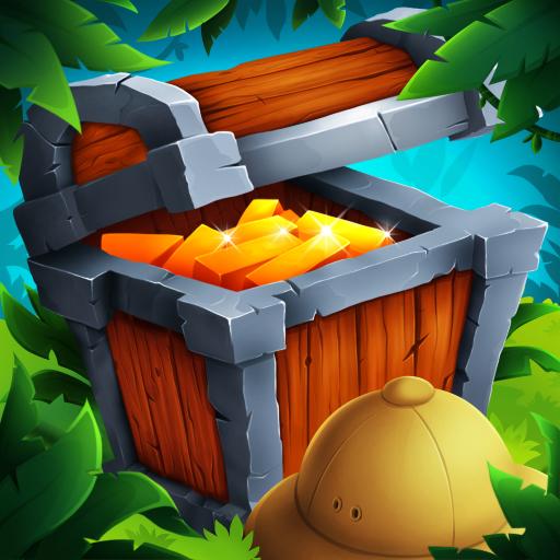 تحميل لعبه Diggy Loot: Dig Out - Treasure Hunt Adventure Game مهكره لعبه الألغاز الممتعه