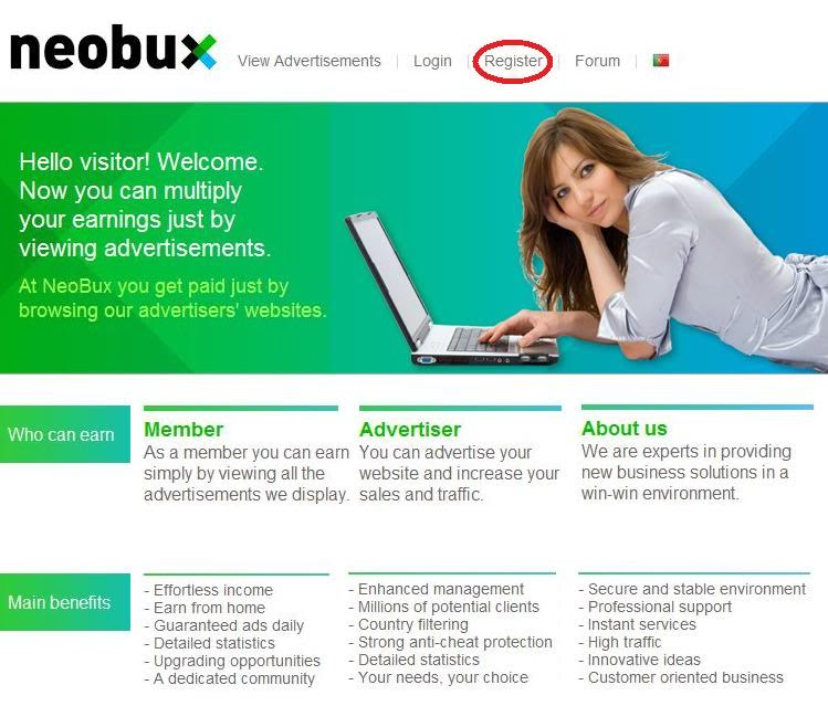 earn money neobux, ptc earning, easy earning