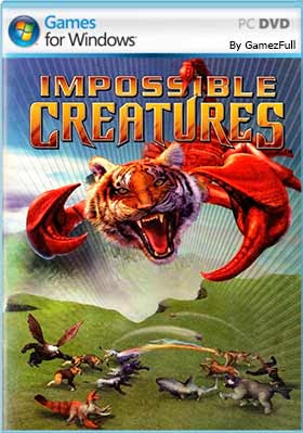 Impossible Creatures descargar gratis pc