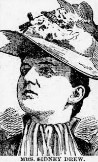 Gladys Rankin Drew
