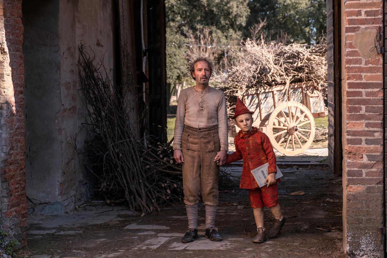 PINOCHO - Roberto Benigni y Federico Ielapi