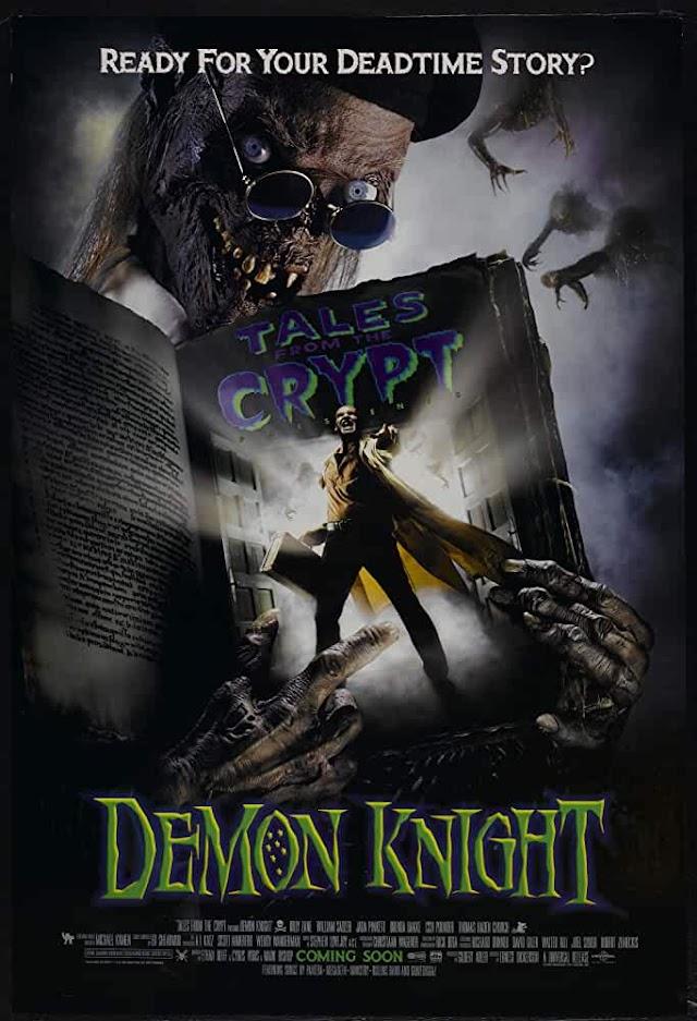 Demon Knight 1995 x264 720p Esub BluRay Dual Audio English Hindi GOPI SAHI