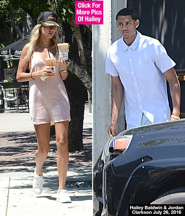 107304d379c ... Kendall Jenner's rumored boyfriend Jordan Clarkson! Do we have a new  couple alert in the making or are they just pals hanging out?