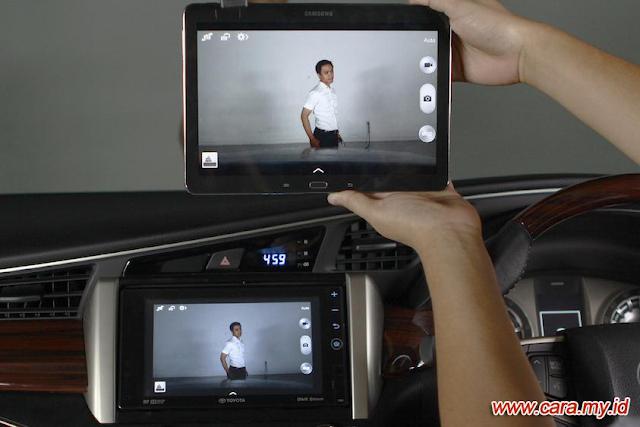 Cara Pengoperasian Audio All New Kijang Innova Meja Lipat Menggunakan Miracast Connection Pada Toyota Dari Sisi Interior System Juga Mengalami Perubahan Dengan Berbagai Fitur Baru Yaitu