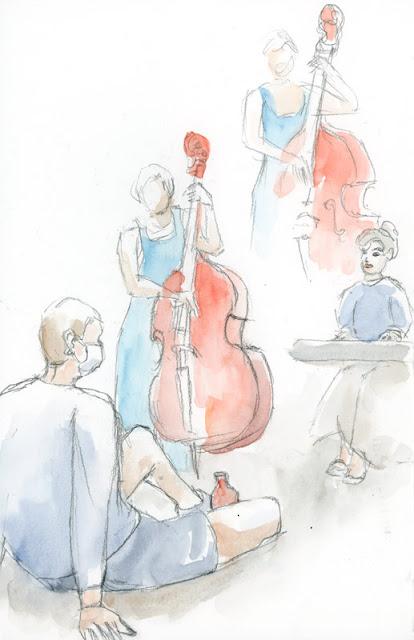 Jazz-Duo Ladybird